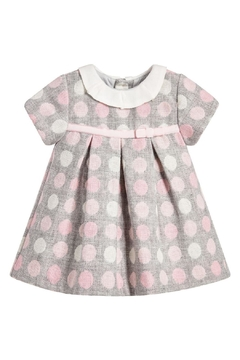Shoptiques Product: Pink Polka Dot Dress