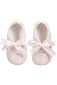 Shoptiques Product: Pink Ribbon Pre-Walker-Shoes