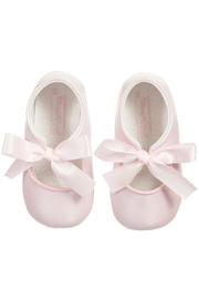 Mayoral Pink Ribbon Pre-Walker-Shoes - Product Mini Image