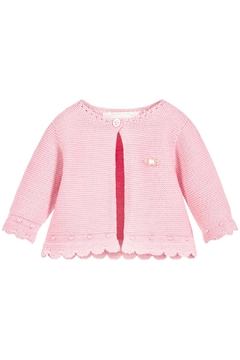 Shoptiques Product: Pink Sweater Cardigan