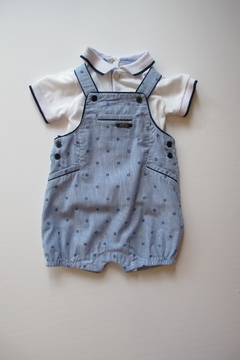 Shoptiques Product: Printed Dungaree