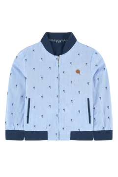 Shoptiques Product: Reversible Bomber Jacket
