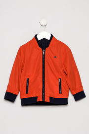 Mayoral Reversible Jacket - Front cropped