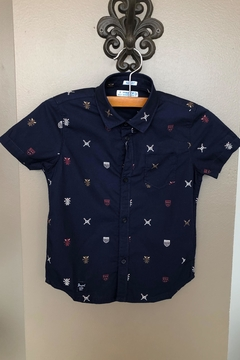Mayoral Rowing Button Shirt - Product List Image