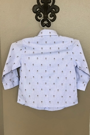 Mayoral Sailor Puppy Shirt - Front full body