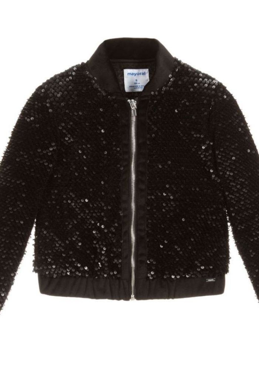 Mayoral Sequin Jacket - Front Cropped Image
