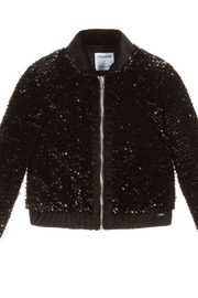 Mayoral Sequin Jacket - Front cropped