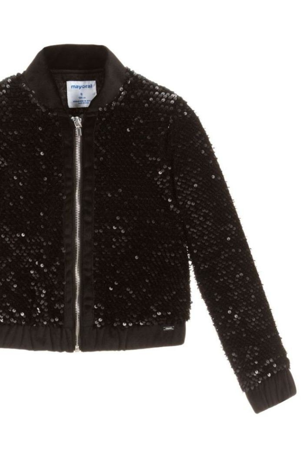 Mayoral Sequin Jacket - Front Full Image