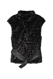 Mayoral Sequin Vest - Product Mini Image