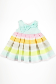 Mayoral Sherbert Striped Dress - Product Mini Image
