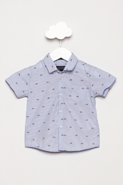 Mayoral Short Sleeve Paradise Shirt - Product Mini Image