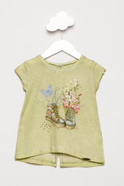 Mayoral Short Sleeve Shoes Shirt - Product Mini Image