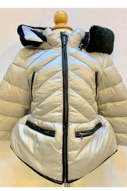 Mayoral Silver Puffer Jacket - Product Mini Image