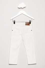 Mayoral Slim Fit Pants - Back cropped