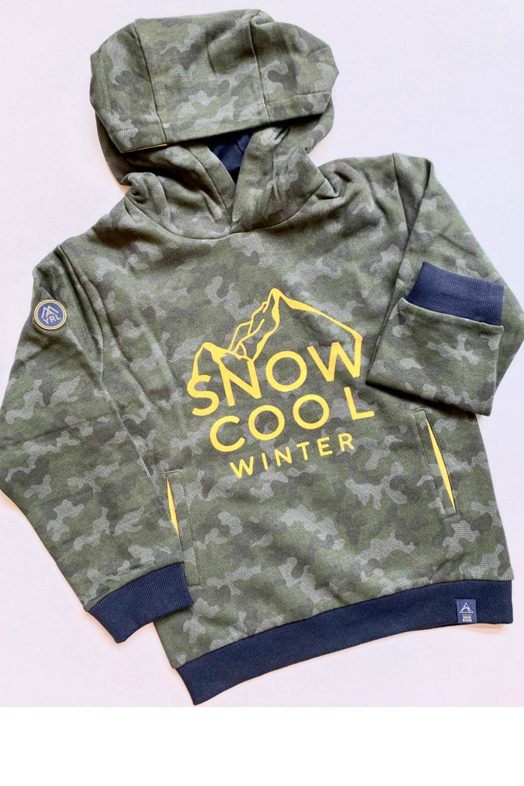 Mayoral Snow Cool Hoodie - Main Image