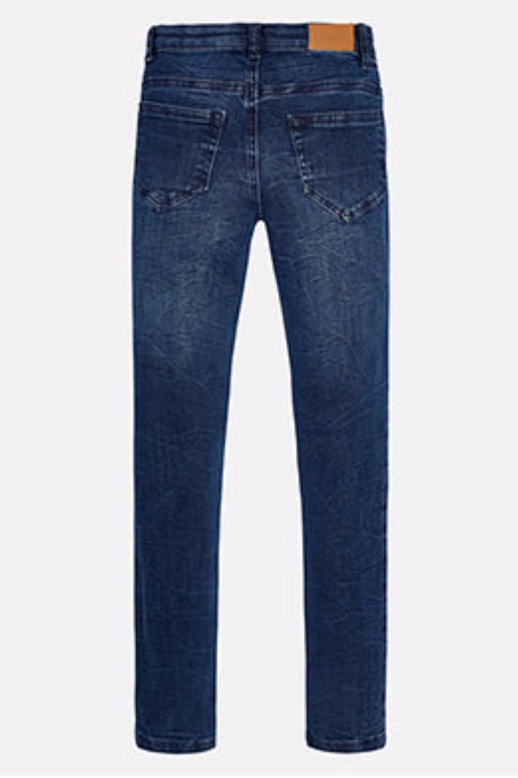 Mayoral Star Denim Jeans - Side Cropped Image