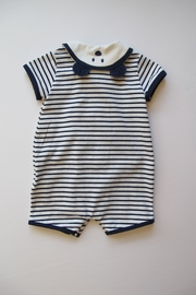 Mayoral Striped Knit Suit - Product Mini Image