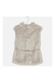 Mayoral Synthetic Fur Gilet - Product Mini Image