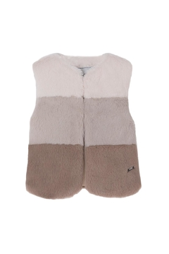 Shoptiques Product: Three Toned Vest