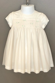 Mayoral Tulle Smocked Dress - Front cropped