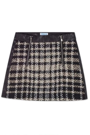 Mayoral Tweed Skirt - Front cropped