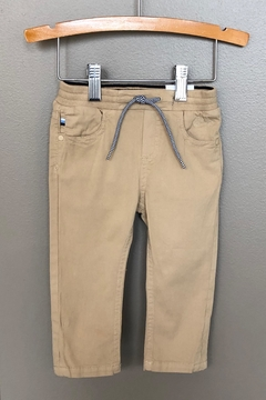 Shoptiques Product: Twill Drawstring Pant