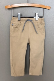 Mayoral Twill Drawstring Pant - Front cropped