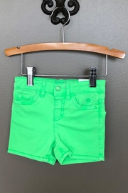 Mayoral Twill Shorts - Front cropped