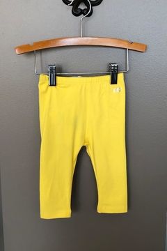Mayoral Yellow Knit Legging - Product List Image