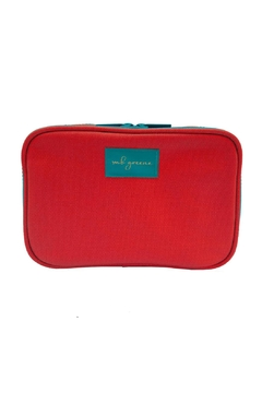 Shoptiques Product: Jewelry Case Berry