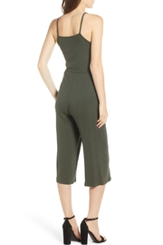 Cupcakes and Cashmere Mccall Culotte Jumpsuit - Front full body