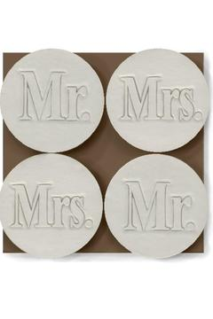 Shoptiques Product: Clay Drink Coasters