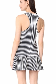McGuire Stripe Mini Dress - Front full body