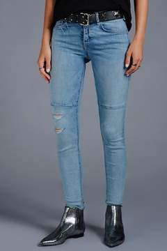 MCGUIRE DENIM Demi Seam Skinny - Product List Image