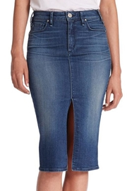MCGUIRE DENIM Marino Denim Skirt - Front full body