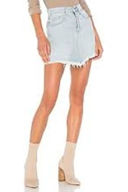 MCGUIRE DENIM Vintage Jean Skirt - Front cropped