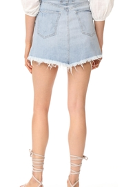 MCGUIRE DENIM Vintage Jean Skirt - Front full body
