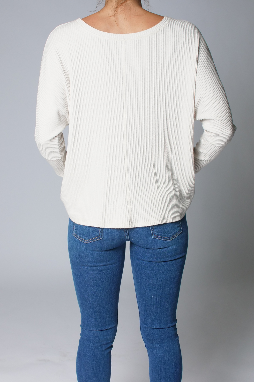 Heather McKinley Dolman Sleeve Top - Side Cropped Image