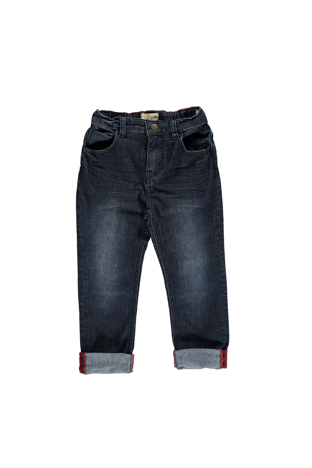 Me & Henry Denim Jeans - Front Cropped Image