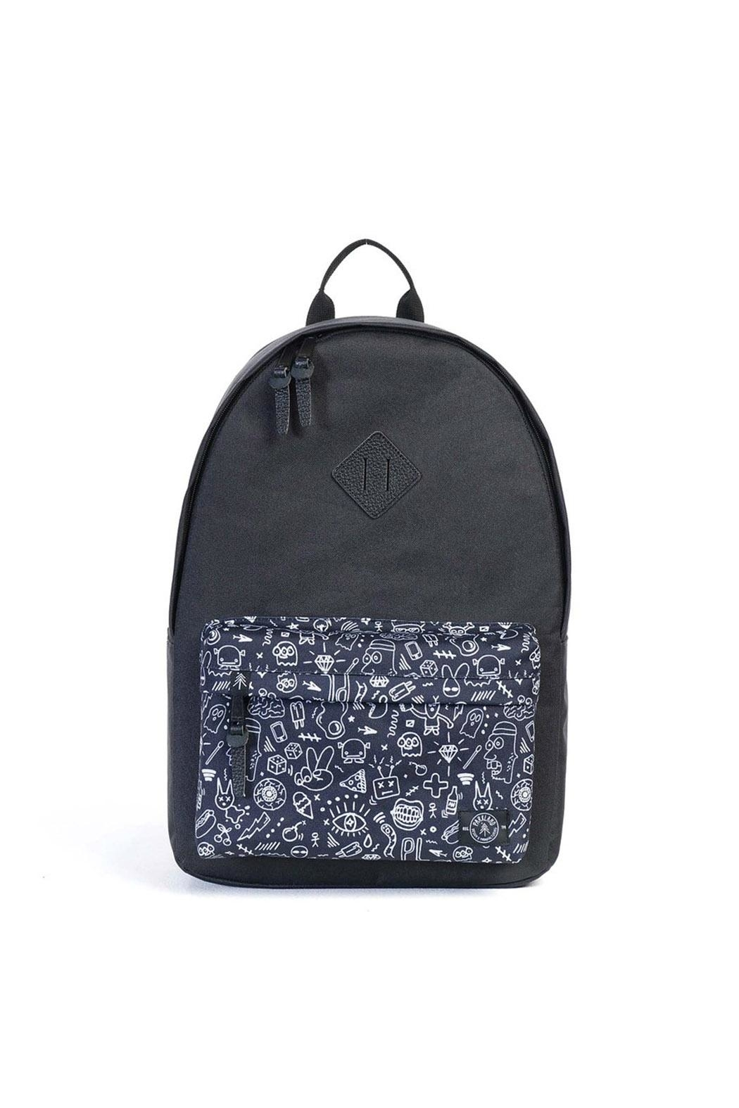 Parkland Meadow Backpack - Front Cropped Image