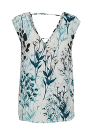 Soaked in Luxury Meadow Top - Front cropped