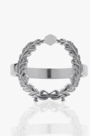 Meadowlark Wreath Ring - Front cropped