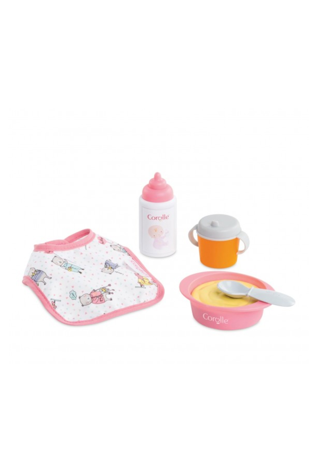 Corolle Mealtime Set for 12-inch Baby Doll - Main Image