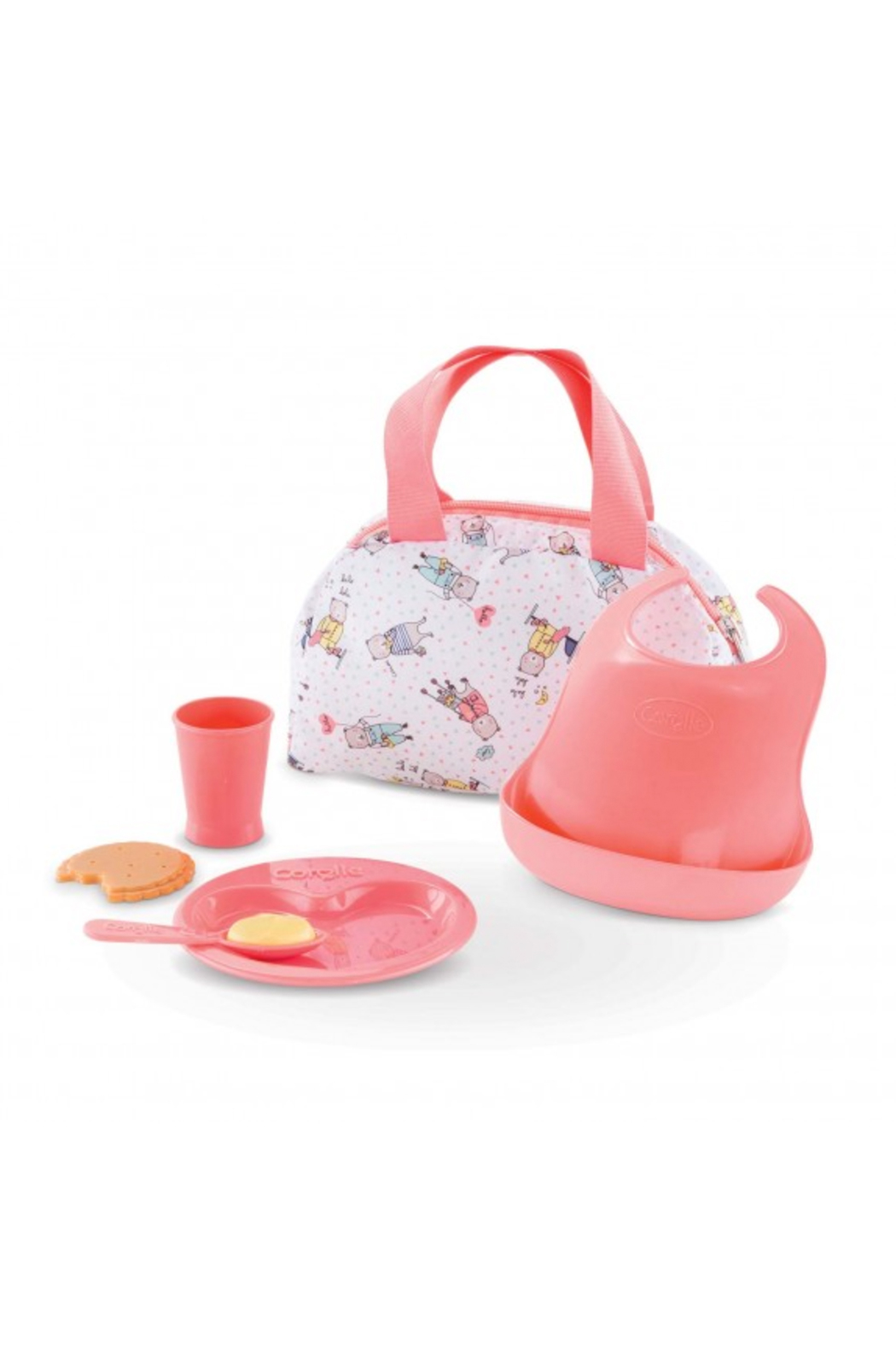 Corolle Mealtime Set For Baby Doll - Front Full Image