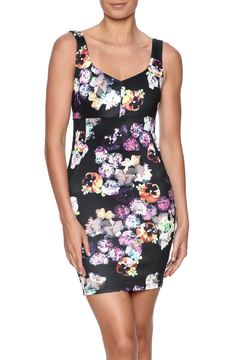MEBON Floral Bodycon Dress - Product List Image