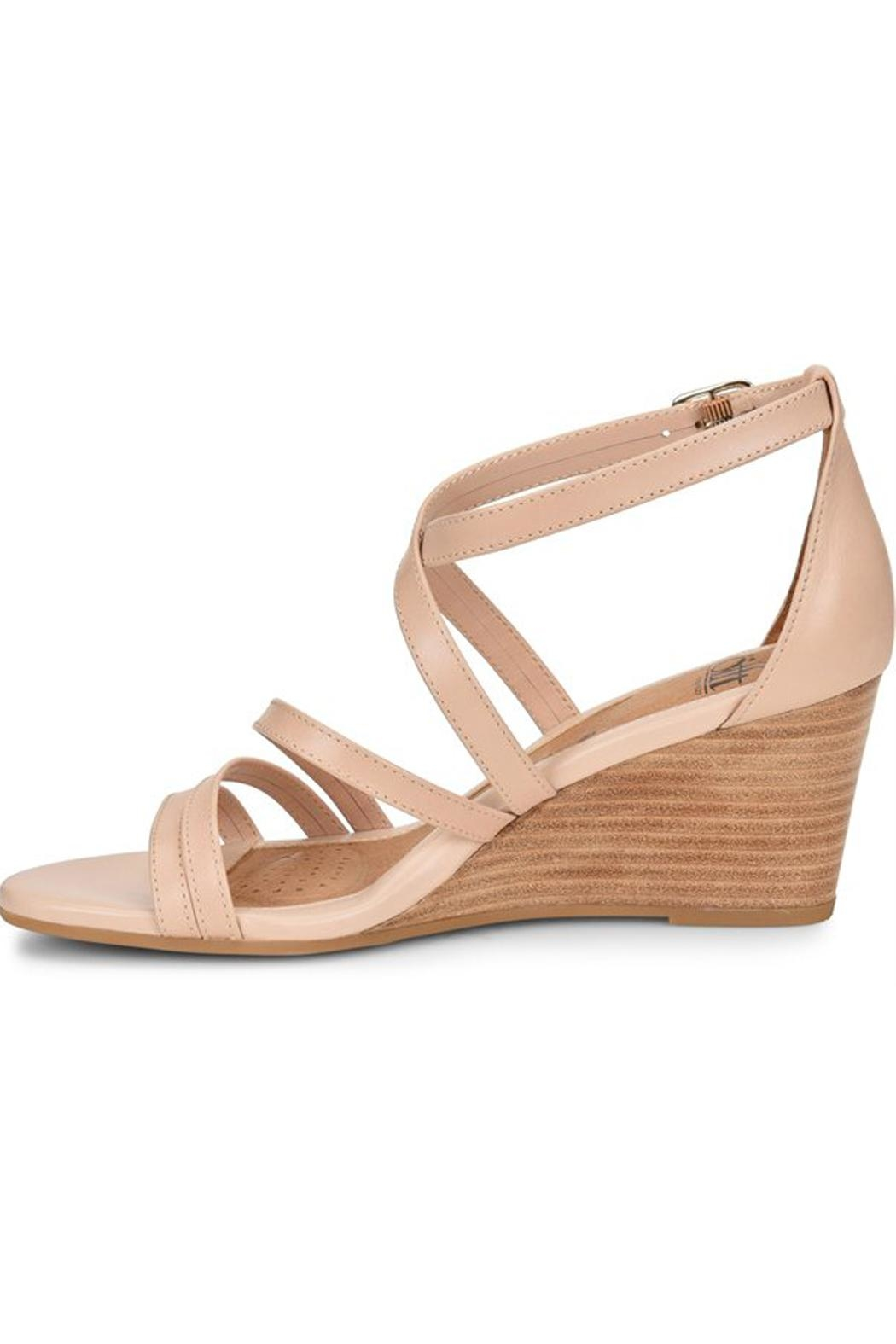 Sofft Mecina Blush Wedge - Main Image