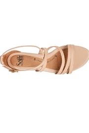 Sofft Mecina Blush Wedge - Side cropped