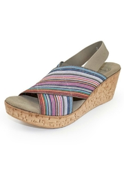 CHARLESTON Med Wedge Sandal - Product Mini Image