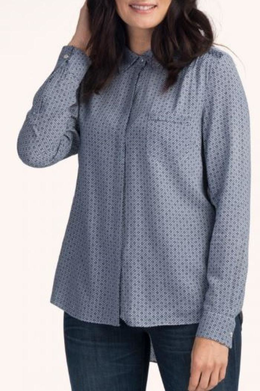 Hatley Medallion Button Down - Main Image