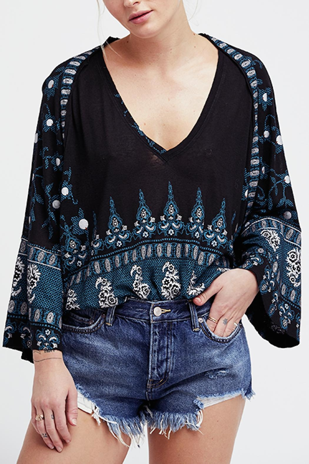 Free People Medallion Top - Main Image